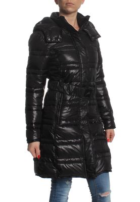 Nickelson Mantel Women FACTOR Black – Bild 2