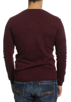 Solid Pullover Men ERLING Port Royale – Bild 1
