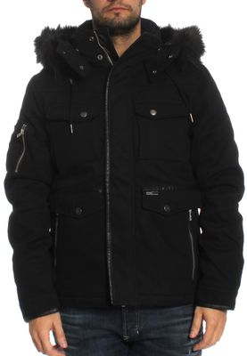 Khujo Jacke Men BRANCH Black – Bild 0