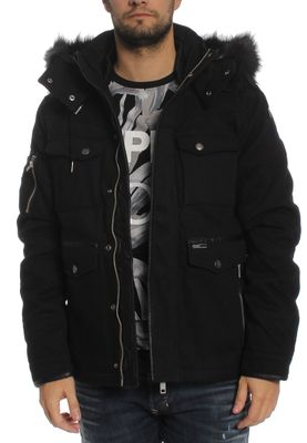 Khujo Jacke Men BRANCH Black – Bild 2