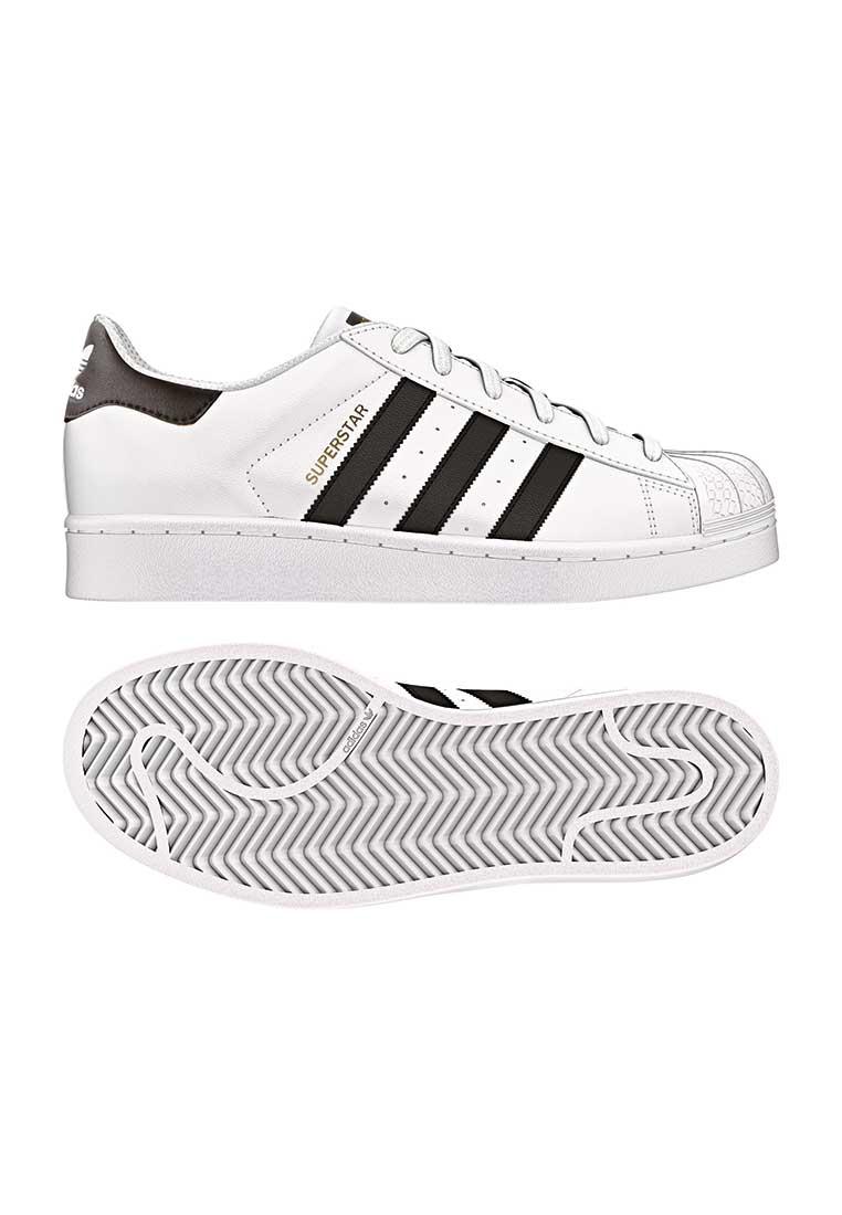 Details zu Adidas Superstar J C77154 JuniorDamen Sportschuhe Sneaker