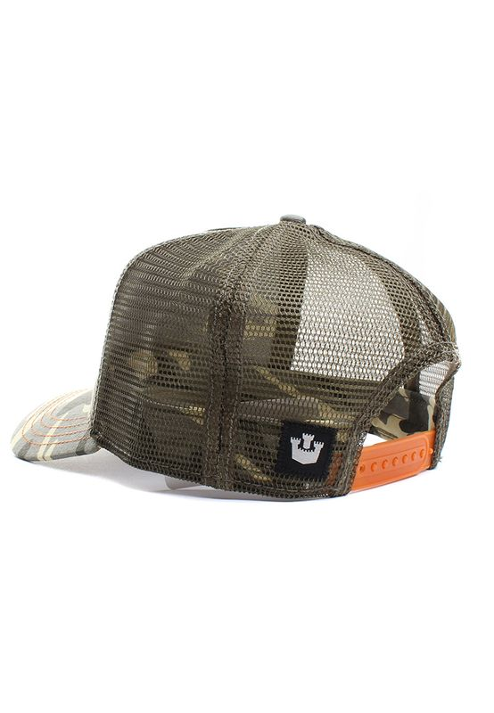Goorin Bros. Trucker Cap 4 POINTS Camouflage – Bild 2