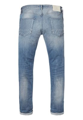 Scotch & Soda Jeans Men RALSTON 135142 Moonshine Blue PZ – Bild 1