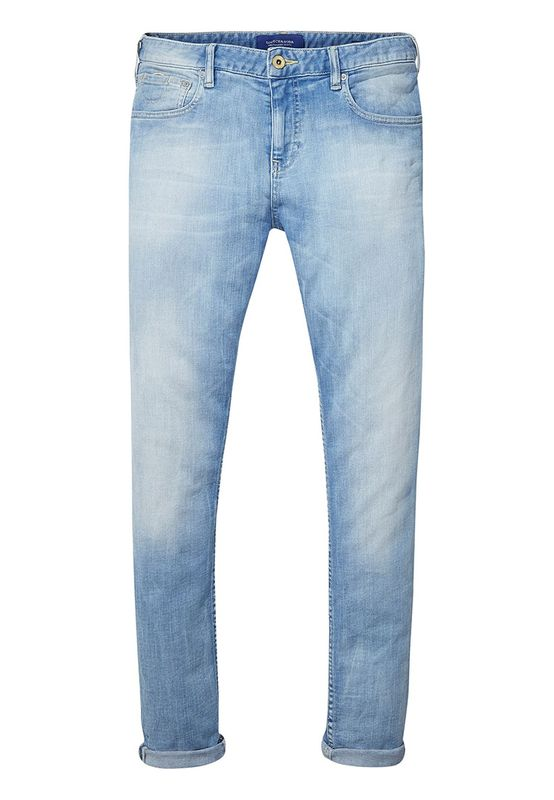 Scotch & Soda Jeans Men SKIM 135141 Mash Up Stretch OZ Ansicht