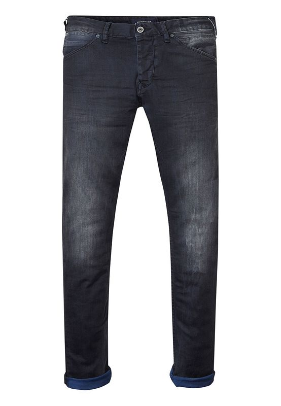 Scotch & Soda Jeans Men PHAIDON 135148 Clean Night 1V Ansicht