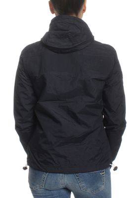 Superdry Windcheater Women CLIFF HIKER French Navy Ecru – Bild 1