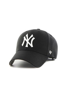 47 Brand MVP17 Adjustable Kindercap NY YANKEES Schwarz – Bild 0