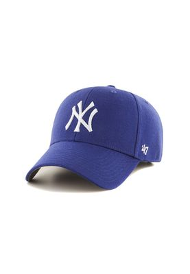 47 Brand MVP17 Adjustable Kindercap NY YANKEES Royalblau – Bild 0