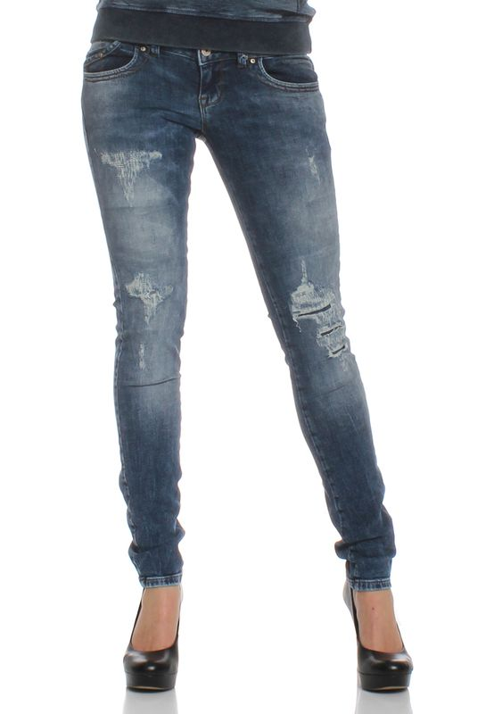 LTB Jeans Women MOLLY Felice Wash – Bild 0