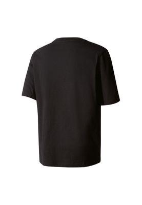 Adidas T-Shirt Men AC BOXY TEE BK7175 Schwarz – Bild 1