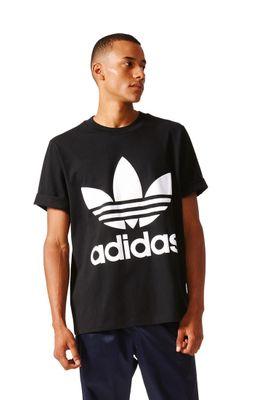 Adidas T-Shirt Men AC BOXY TEE BK7175 Schwarz – Bild 2