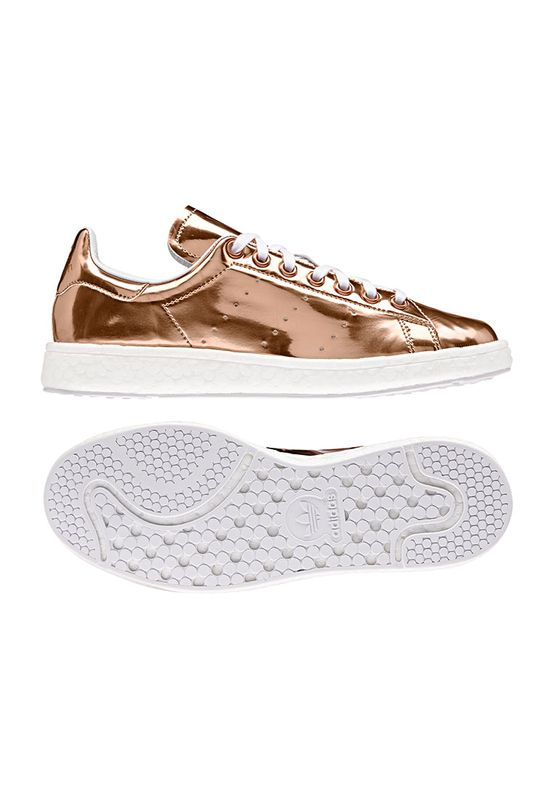 Adidas Sneaker Women STAN SMITH BOOST W BB0107 Kupfer – Bild 0