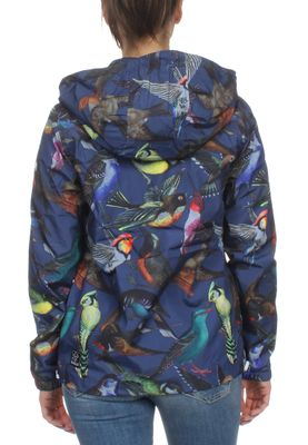 Khujo Windbreaker Women VARINA Bird Print – Bild 1