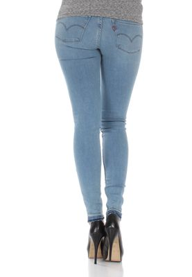 Levis Jeans Women 710 SUPER SKINNY 17778-0148 Go Big Or Go Home – Bild 1