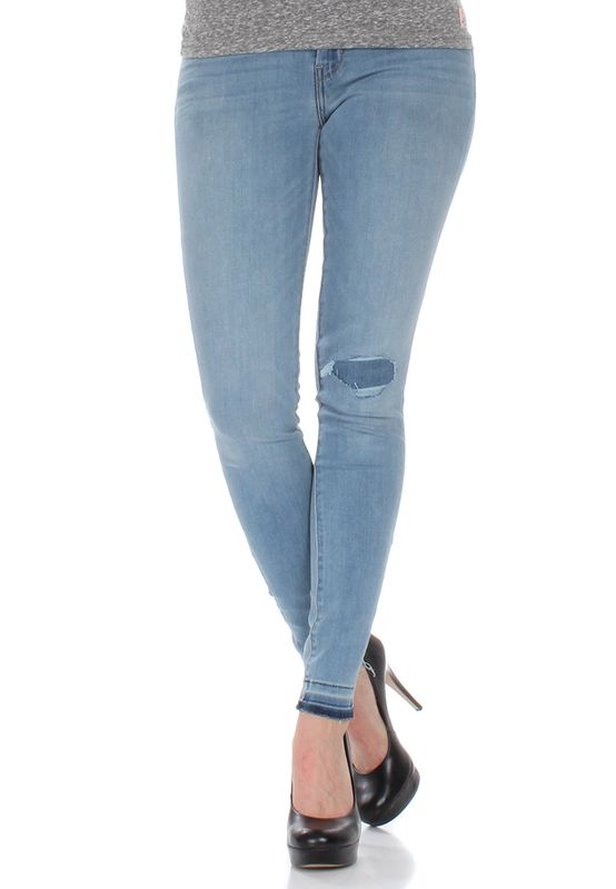 Levis Jeans Women 710 SUPER SKINNY 17778-0148 Go Big Or Go Home – Bild 0
