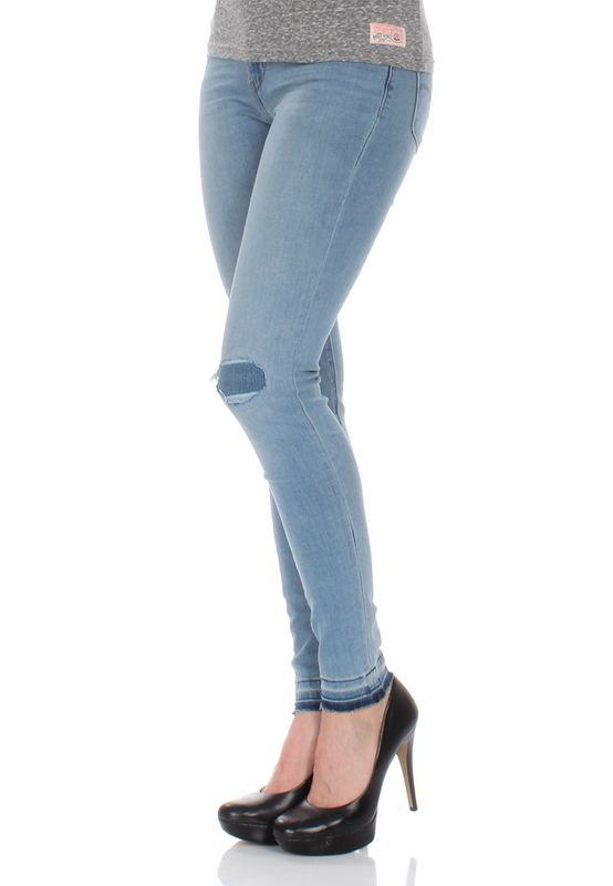 Levis Jeans Women 710 SUPER SKINNY 17778-0148 Go Big Or Go Home – Bild 3