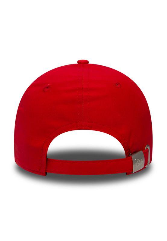 New Era MLB Flawless Logo 9Forty Adjustable Cap NY YANKEES Rot – Bild 2
