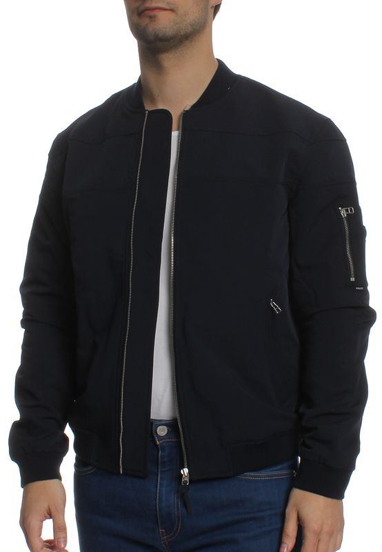 Khujo Jacke Men HEMP Deep Sea – Bild 1