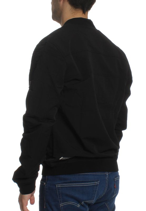 Khujo Jacke Men HEMP Black – Bild 1