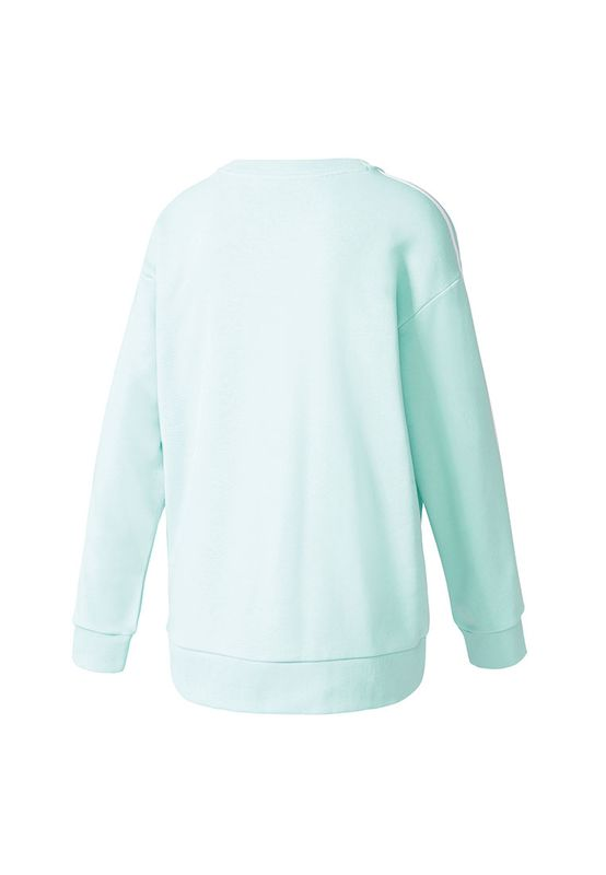 Adidas Pullover Women 3S A-LINE SWEAT BJ8204 Mint – Bild 1