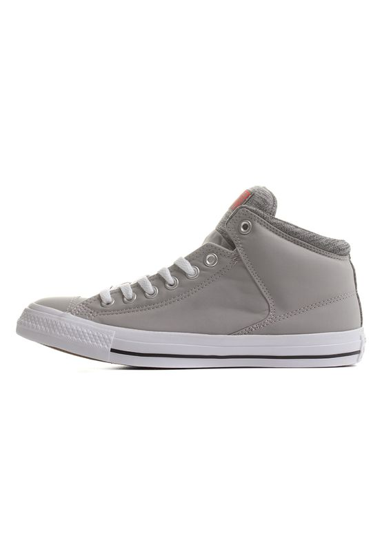 Converse Sneaker CT AS HIGH STREET 155464C Hellgrau – Bild 1