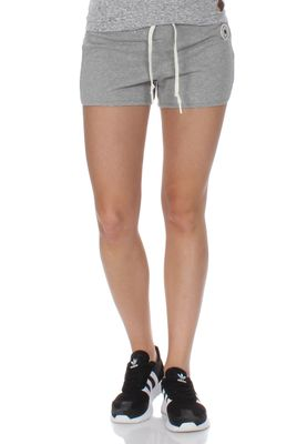 Converse Shorts Women CORE TRACK SHORT 10003986 Grau 035 – Bild 0