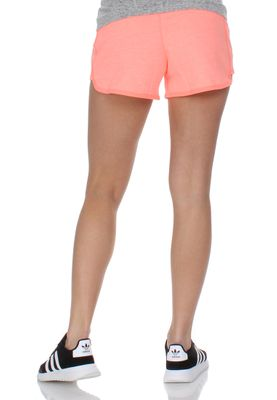 Converse Shorts Women CORE TRACK SHORT 10003986 Orange 830 – Bild 2