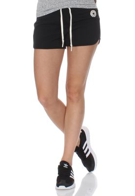 Converse Shorts Women CORE TRACK SHORT 10003986 Schwarz 001 – Bild 0