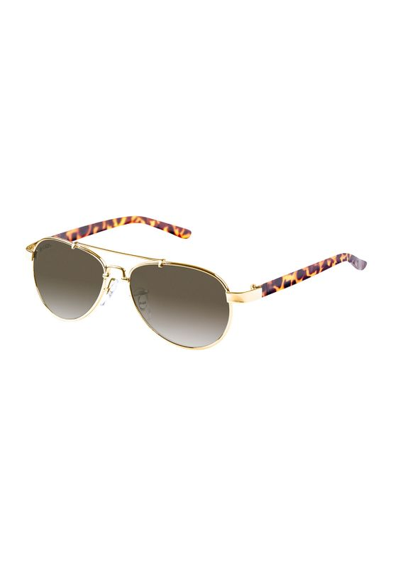 Masterdis Sonnenbrille Mumbo Youth 10497Y Gold Brown Ansicht