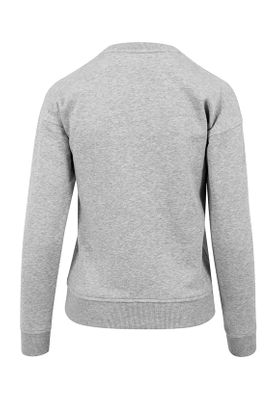 Urban Classics Ladies Sweat Crew TB1522 Grey – Bild 1