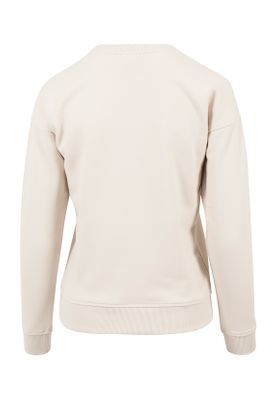 Urban Classics Ladies Sweat Crew TB1522 Sand – Bild 1
