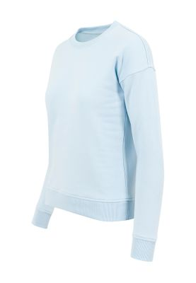 Urban Classics Ladies Sweat Crew TB1522 Babyblue – Bild 2