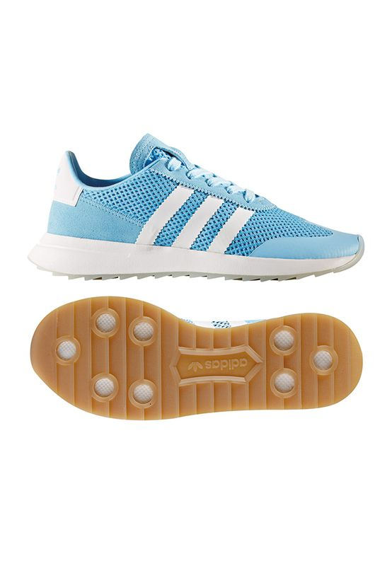 new product 4d2c5 ed2d2 Adidas Sneaker Women FLB W BY9306 Türkis. Adidas Originals