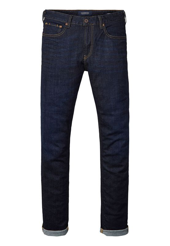 Scotch & Soda Jeans Men SKIM 137596 Touch It Up 1395 Ansicht