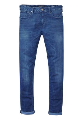 Scotch & Soda Jeans Men SKIM 137592 Blue Drag Light 1414 – Bild 0