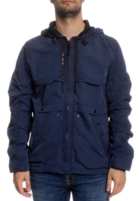 Khujo Jacke Men SONE Dark Blue Ansicht