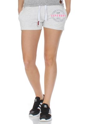 Superdry Shorts Women TRACK + FIELD LITE Ice Marl – Bild 0