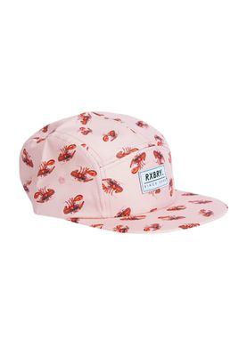 RXBRY Strapback Cap LOBSTER Peach