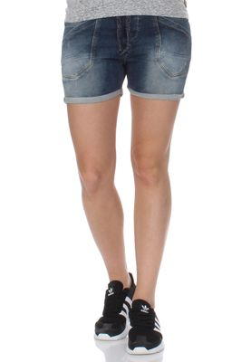 LTB Jogging Shorts Women DEBORA Dark Lagoon Wash – Bild 0