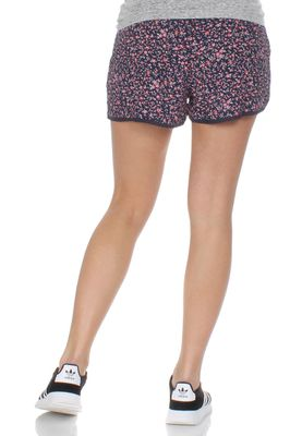 Superdry Shorts Women MARINER BEACH SHORT Pop Ditsy Red – Bild 1