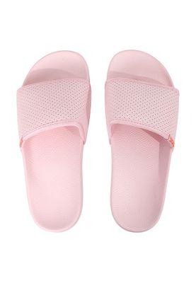 Slydes Badelatschen Women SUMMER PERFORATED Pink