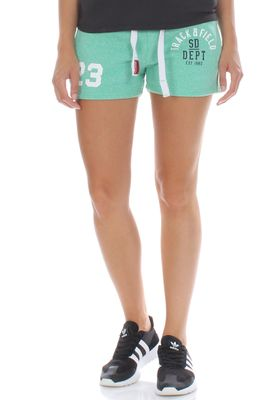 Superdry Shorts Women TRACKSTER SHORT Snowy Hot Mint – Bild 0
