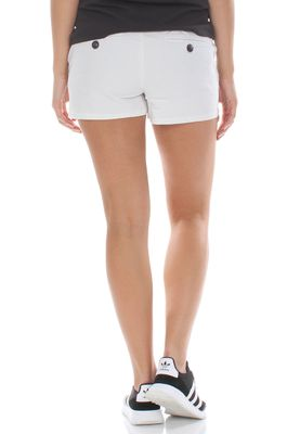 Superdry Shorts Women INTERNATIONAL HOT SHORT Optic – Bild 1
