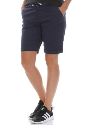 Superdry Shorts Women BOYFRIEND CITY SHORT Atlantic Navy – Bild 2