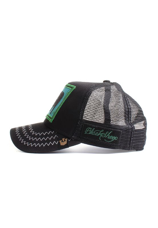 Goorin Bros. Trucker Cap BLACK SHEEP Schwarz – Bild 1