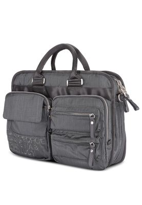 GG&L Tasche LAPTOP more than grey 981 Dunkelgrau – Bild 2
