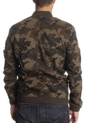 Superdry Jacke Men ROOKIE DUTY BOMBER LITE Alpine Camo – Bild 3