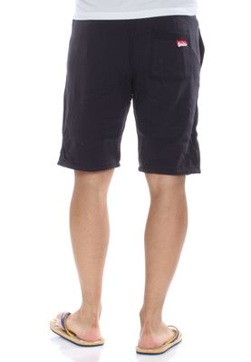Superdry Shorts Men TRACKSTER LITE SWEATSHORT Truest Navy – Bild 2