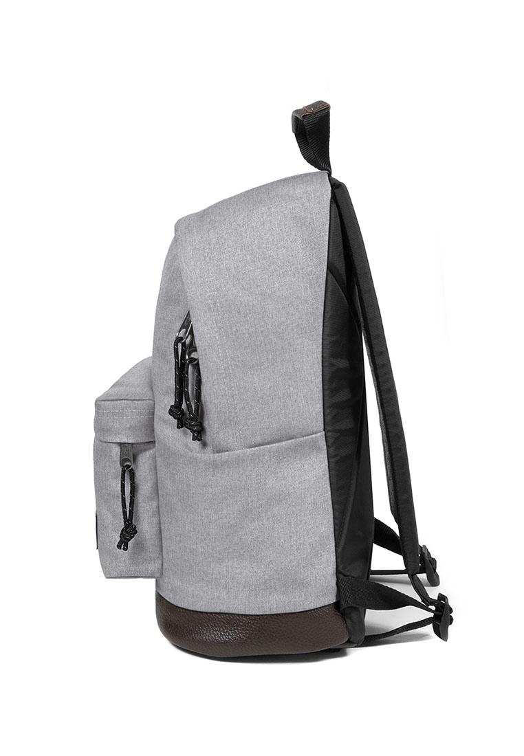 eastpak rucksack wyoming ek811 grau accessoires taschen. Black Bedroom Furniture Sets. Home Design Ideas