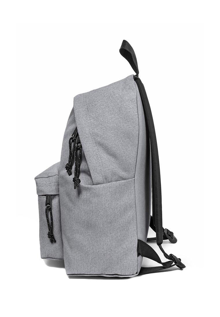 eastpak rucksack padded pak 39 r ek620 grau accessoires taschen. Black Bedroom Furniture Sets. Home Design Ideas